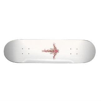 Crucifix Skateboard Deck