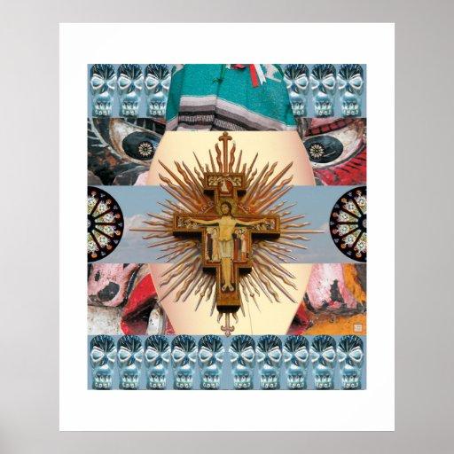 Crucifixing-Impresión Posters