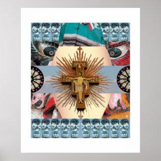 Crucifixing-Print Poster