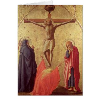 Crucifixion, 1426 card