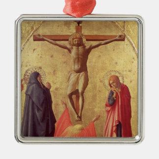 Crucifixion, 1426 metal ornament