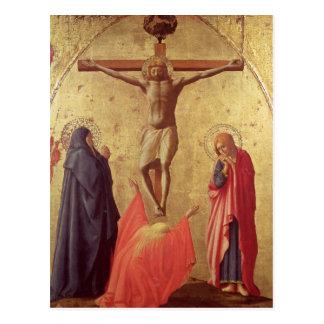 Crucifixion, 1426 postcard