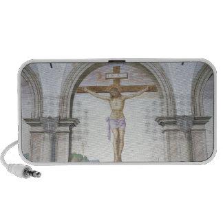Crucifixion, 1493-6 speaker
