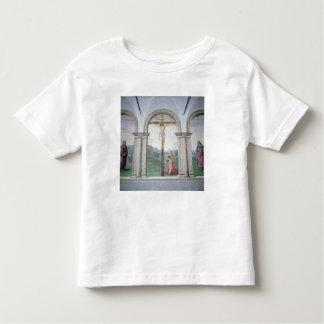 Crucifixion, 1493-6 toddler t-shirt