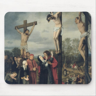 Crucifixion, 1873 mouse pad