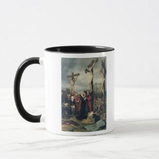 Crucifixion, 1873 mug