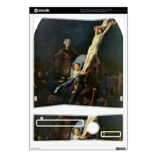 Crucifixion 2 by Rembrandt Harmenszoon van Rijn Xbox 360 S Decals