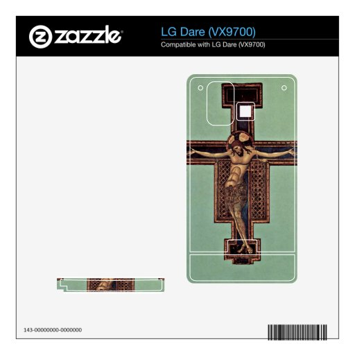 Crucifixion by Giunta Pisano LG Dare Decals
