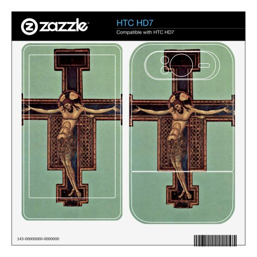 Crucifixion by Giunta Pisano Skins For HTC HD7