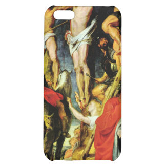 Crucifixion by Paul Rubens iPhone 5C Covers