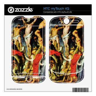 Crucifixion by Paul Rubens HTC myTouch 4G Decal