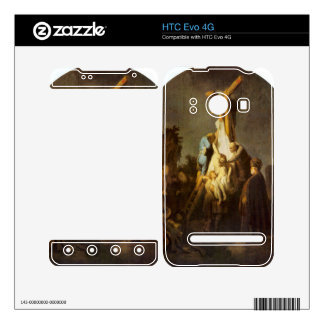 Crucifixion by Rembrandt Harmenszoon van Rijn Decals For The HTC Evo 4G