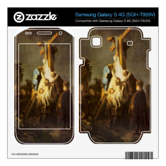 Crucifixion by Rembrandt Harmenszoon van Rijn Samsung Galaxy S 4G Skin