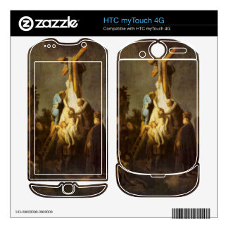 Crucifixion by Rembrandt Harmenszoon van Rijn HTC myTouch 4G Skin