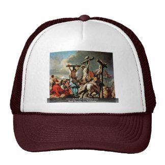 Crucifixion By Tiepolo Giovanni Battista Trucker Hat