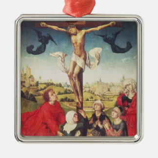 Crucifixion, c.1510 (oil on panel) metal ornament
