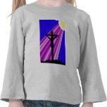 Crucifixión de Jesús Camisetas
