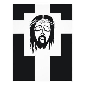 Crucifixión de Jesús Tarjetas Publicitarias