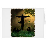 Crucifixión de Jesús Tarjeta