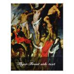 Crucifixión de Rubens Peter Paul (la mejor calidad Tarjetas Publicitarias