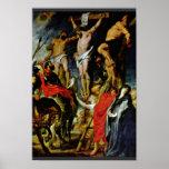 Crucifixión de Rubens Peter Paul (la mejor calidad Impresiones