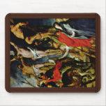 Crucifixión de Rubens Peter Paul (la mejor calidad Alfombrilla De Ratón