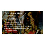 Crucifixión de Rubens Peter Paul (la mejor calidad Tarjetas De Negocios