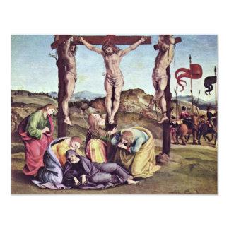 Crucifixión de Signorelli Luca (la mejor calidad)