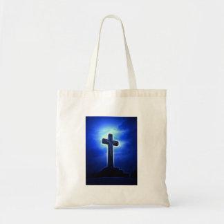 Crucifixión dramática de Jesús Bolsas Lienzo