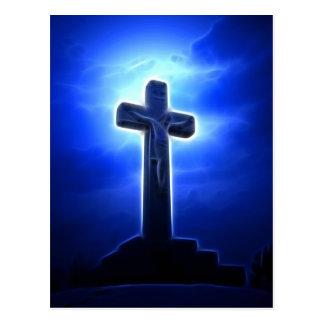 Crucifixión dramática de Jesús Postales