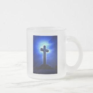 Crucifixión dramática de Jesús Tazas