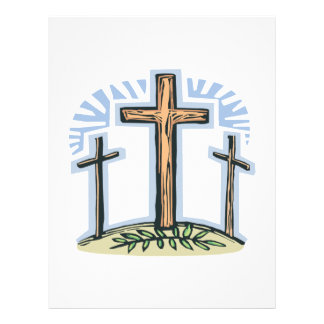 Crucifixión Tarjeton