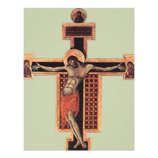 'Crucifixion Tarjetón