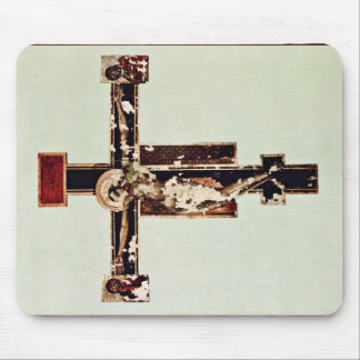 Crucifixion From Santa Croce In Florence Condition Mouse Pad