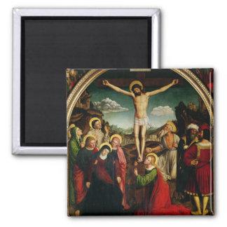 Crucifixión Iman Para Frigorífico