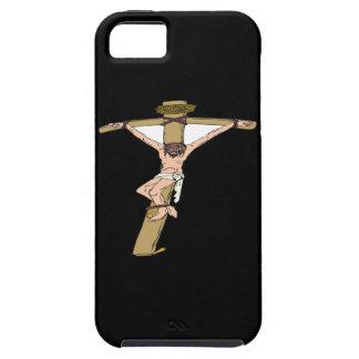 Crucifixion iPhone SE/5/5s Case