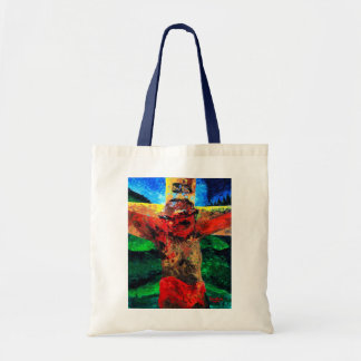 Crucifixion- it is finished 2009 tote bag
