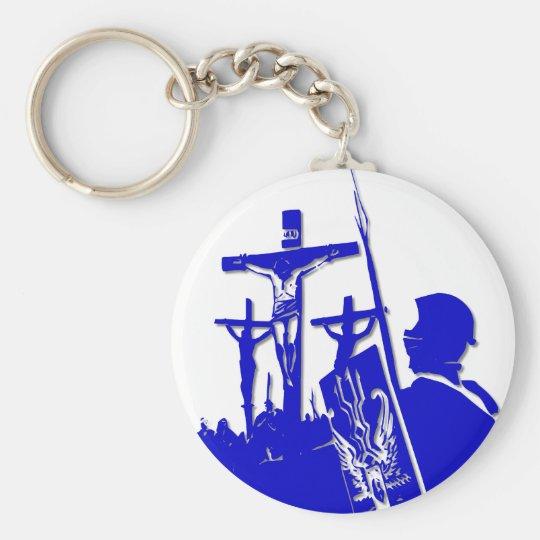 Crucifixion - Jesus on The Cross - Good Friday Keychain
