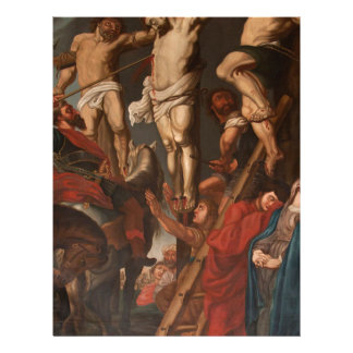 crucifixion letterhead