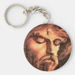 Crucifixión Llavero