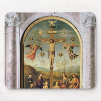 Crucifixion Mouse Pad