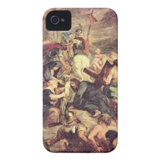 Crucifixion of Christ by Paul Rubens iPhone 4 Cases