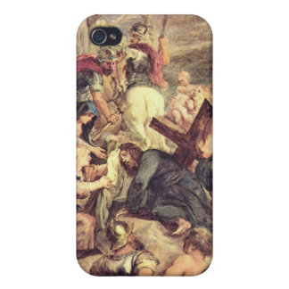 Crucifixion of Christ by Paul Rubens iPhone 4/4S Cover