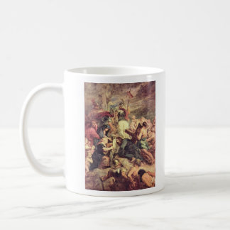 Crucifixion of Christ by Paul Rubens Coffee Mugs