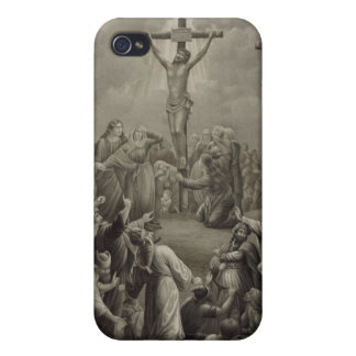 Crucifixion of Christ die Kreuzigung Jesu Christi Case For iPhone 4