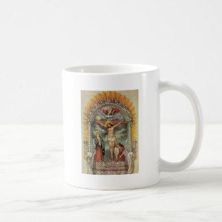 Crucifixion of Christ Mugs