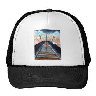 Crucifixion of Jesus Christ Trucker Hat