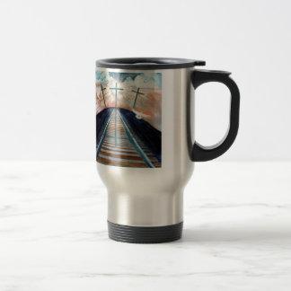 Crucifixion of Jesus Christ Coffee Mug