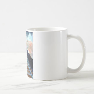 Crucifixion of Jesus Christ Coffee Mugs