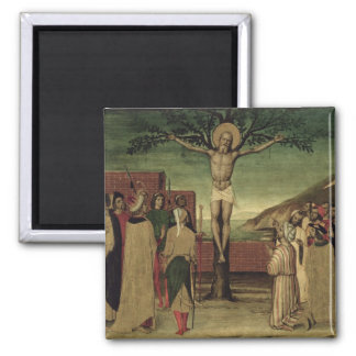 Crucifixion of St. Andrew Magnet